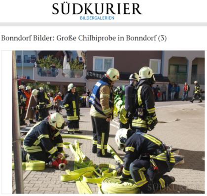 BONNDORF Bilder - Große Chilbiprobe in Bonndorf 3 SÜDKURIER Online